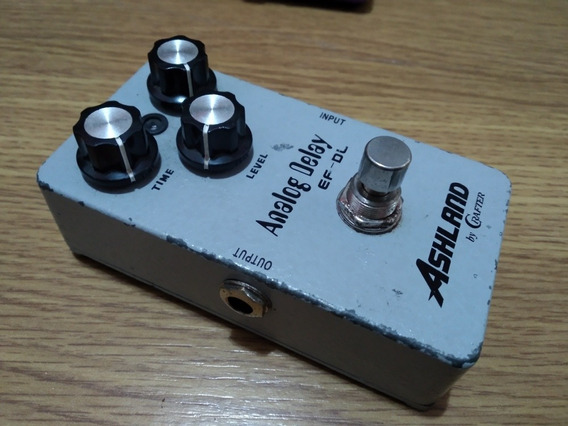 Pedal Delay Ashland By Crafter