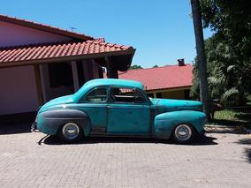 Antigo Ford Coupe De Luxe Hotrod Ratrod