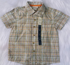 Camisa Xadrez Bebê Festa Junina Cherokee - Tam 18 Meses