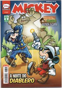 Hq - Mickey Nº 857 ( Novo)
