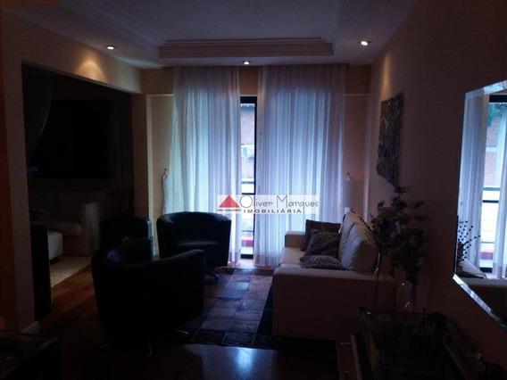 Apartamento À Venda, 76 M² Por R$ 800.000,00 - Vila São Francisco - São Paulo/sp - Ap5311