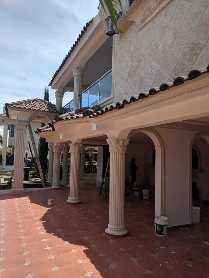 Casa De 7 Habitaciones Y 6 Baños 4 Salas Piscinas
