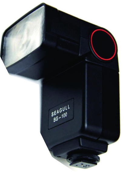 Flash Profissional Seagull Universal Sg-100