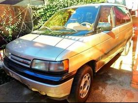 Mazda Mpv Año 1990