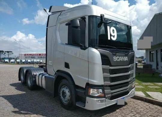 Scania R 450, 6x2 Ano 2019