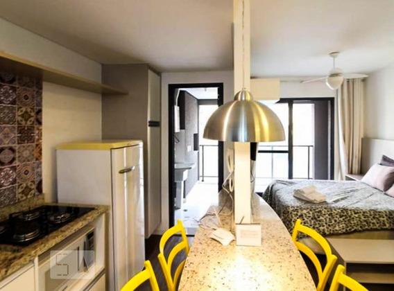 Apartamento Para Aluguel - Consolação, 1 Quarto, 50 - 893075876