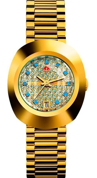 Reloj Rado Original Lluvia De Estrellas Dama R12416393
