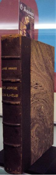 São Jorge Dos Ilhéus - Jorge Amado - 1ª Edição