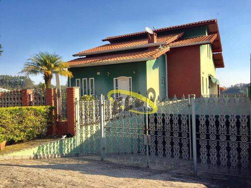 Imagem 1 de 30 de Casa Com 3 Dormitórios À Venda, 250 M² Por R$ 980.000,00 - Parque Dom Henrique - Cotia/sp - Ca4541