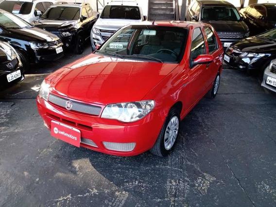 Fiat Palio Economy 1.0 Flex 2010 Vermelho Revisado