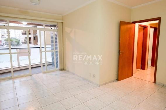 Apartamento Para Venda No Bairro Cambui Em Campinas - Ap3115