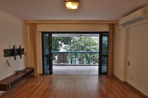 Apartamento Com 2 Dormitórios À Venda, 75 M² Por R$ 1.120.000,00 - Botafogo - Rio De Janeiro/rj - Ap7029