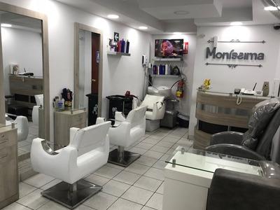 Salon De Belleza Vista A Calle