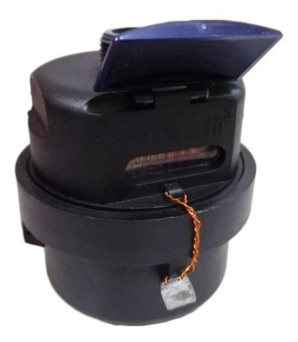 Contador Agua Volumétrico 1/2  Plástico