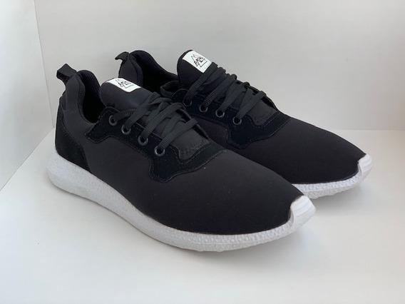 Zapatillas Marca Rcn Neo Black