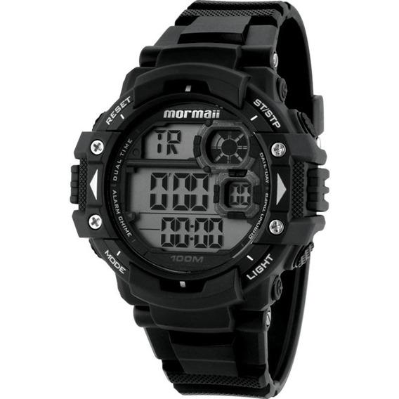 Relógio Mormaii Masculino Mo13609/8c C/ Garantia E Nf