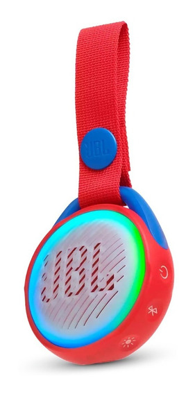 Caixa De Som Bluetooth Jbl Jr Pop Kids 3w Speaker Portátil
