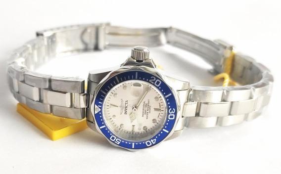 Relógio Invícta Pro Diver Feminino Quartzo Japonês Original