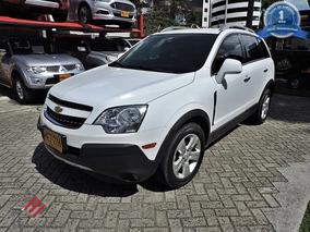 Chevrolet Captiva 2014 4x2 Hez226