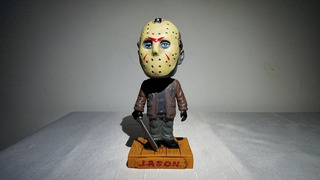 Jason Voorhees Friday The 13 Wacky Wobbler Bobblehead Funko