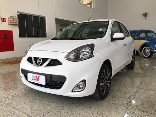Nissan March 1.6 Sl Aut
