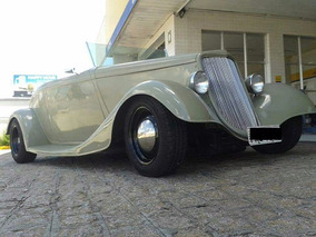 Ford 1934 Conversivel Fibra $ 60.000.00 *oferta* Avista