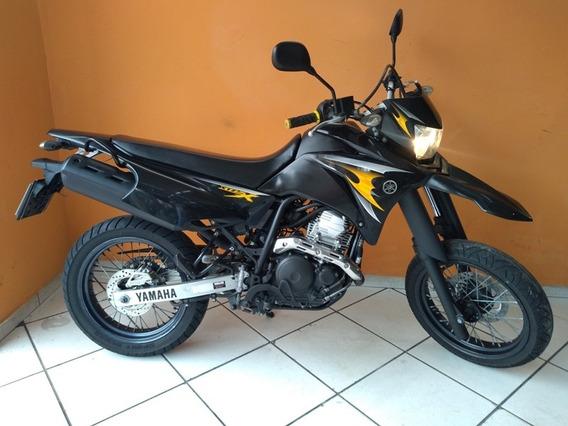 Yamaha Xtz 250 X 2009 Preta