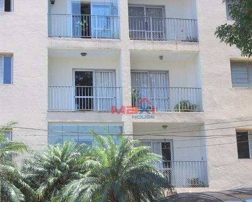 Apartamento À Venda No Condomínio Edifício Alto Das Colinas, Bela Vista, Osasco/sp - Ap0837