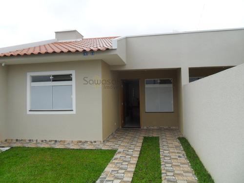 Casa A Venda No Bairro Eucaliptos Em Fazenda Rio Grande - - 3781-1