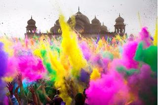 Polvos De Colores - Holi / Likiweb®