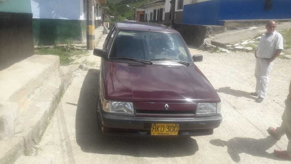 Renault Modelo 1988 5 Velocidades