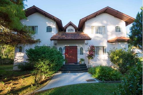 Imagem 1 de 27 de Chácara Com 4 Dormitórios À Venda, 6000 M² Por R$ 2.000.000,00 - Parque Das Nascentes - Pinhais/pr - Ch0001