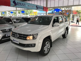 Volkswagen Amarok Highline Cd 4x4 2.0 16v Turbo Int..ffa1239
