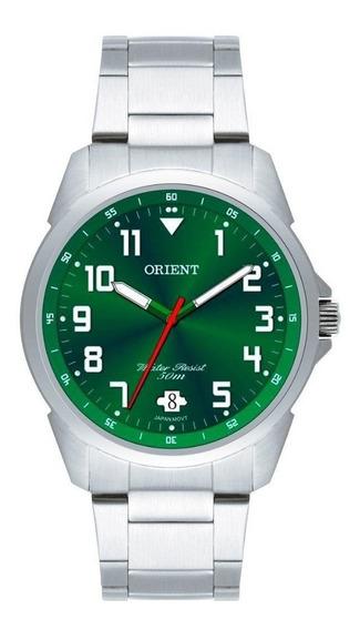 Relógio Orient Mbss1154a E2sx Prata Original