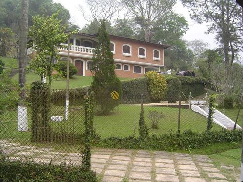 Chácara À Venda, 12960 M² Por R$ 850.000,00 - Jardim Itaquera (santa Luzia) - Ribeirão Pires/sp - Ch0019