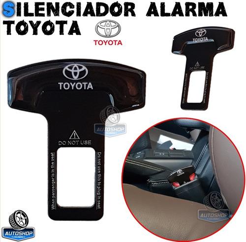 Silenciador Toyota Alarma Cinturon Seguridad