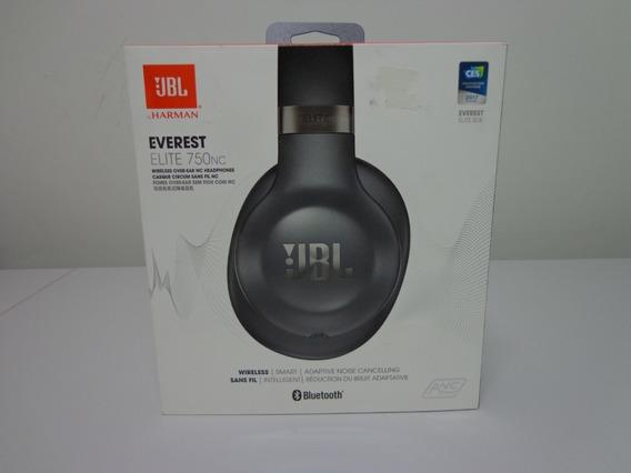 Fone De Ouvido Jbl Everest 750nc -noise Cancelling Bluetooth