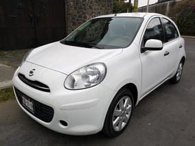 Nissan March Advance Aut 2012