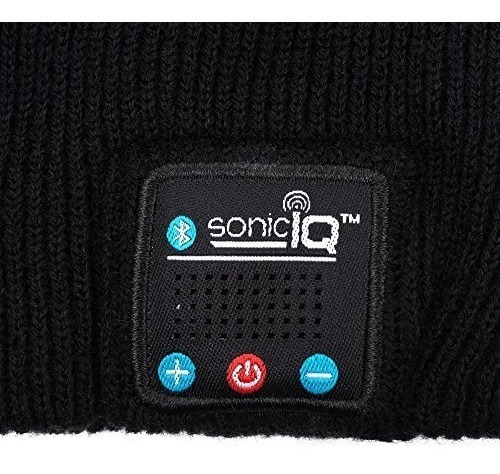 Sombrero De Gorrita Tejida Bluetooth Manos Libres - Gorra Pa