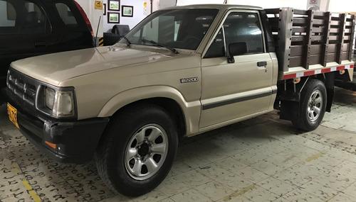 Mazda B 2200 Con Aire 4x2 Estaca 1995 Strato Perla Todo  Vig