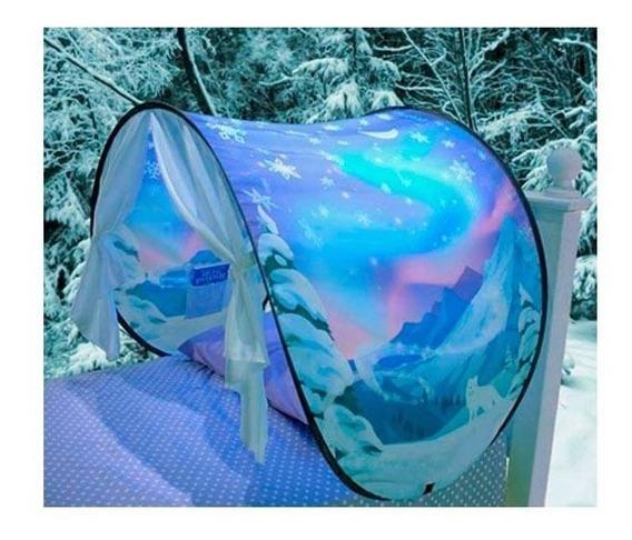 Dreamtents Winter Wonderland Tienda De Campaña Para Cama