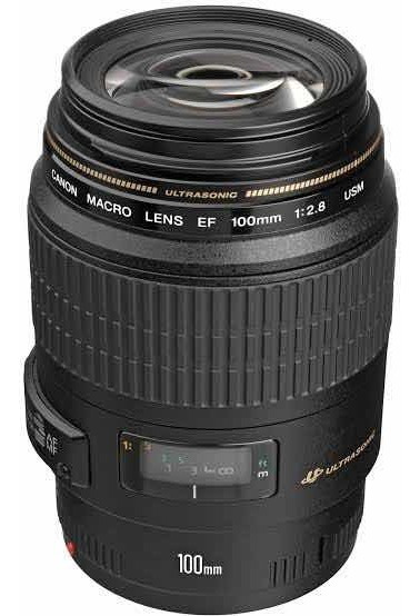 Canon 100mm 2.8 Usm