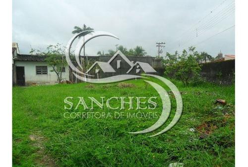 Imagem 1 de 10 de Terreno Com Metragem De 420m² Em Praia Grande - Jardim Imperador