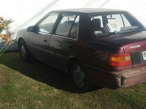 Hyundai Excel Excel Gsl 1994