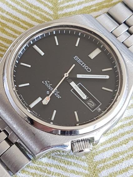Seiko Automático Silver Wave 6306 8070 Super Raro 1978 Rsc