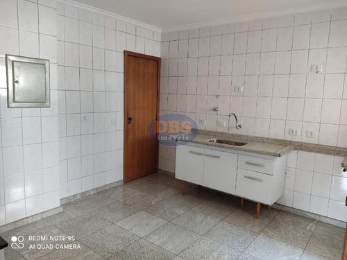 Apartamento Em Condomínio Padrão No Bairro Tatuapé, 3 Dorm, 1 Suíte, 2 Vagas, 85 M - 1645