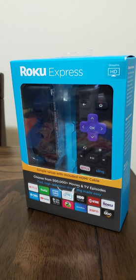 Roku - Express Streaming Media Player