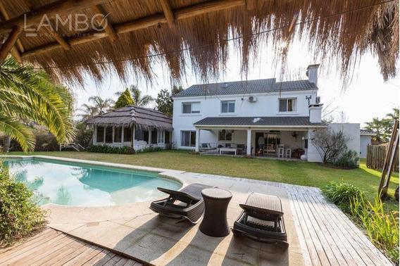 Venta / Alquiler Casa En Barrio Cerrado La Pradera -pilar - Bs.as. G.b.a. Zona Norte