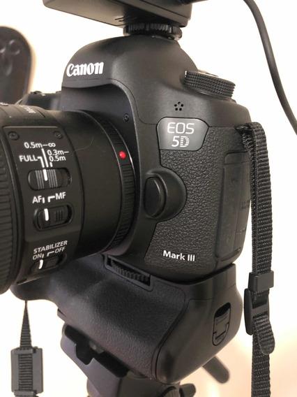 Cámara Canon 5d Mk Iii