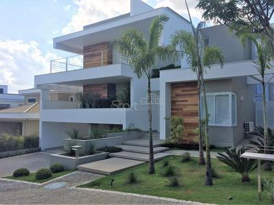 Casa À Venda Em Loteamento Alphaville Campinas - Ca002404